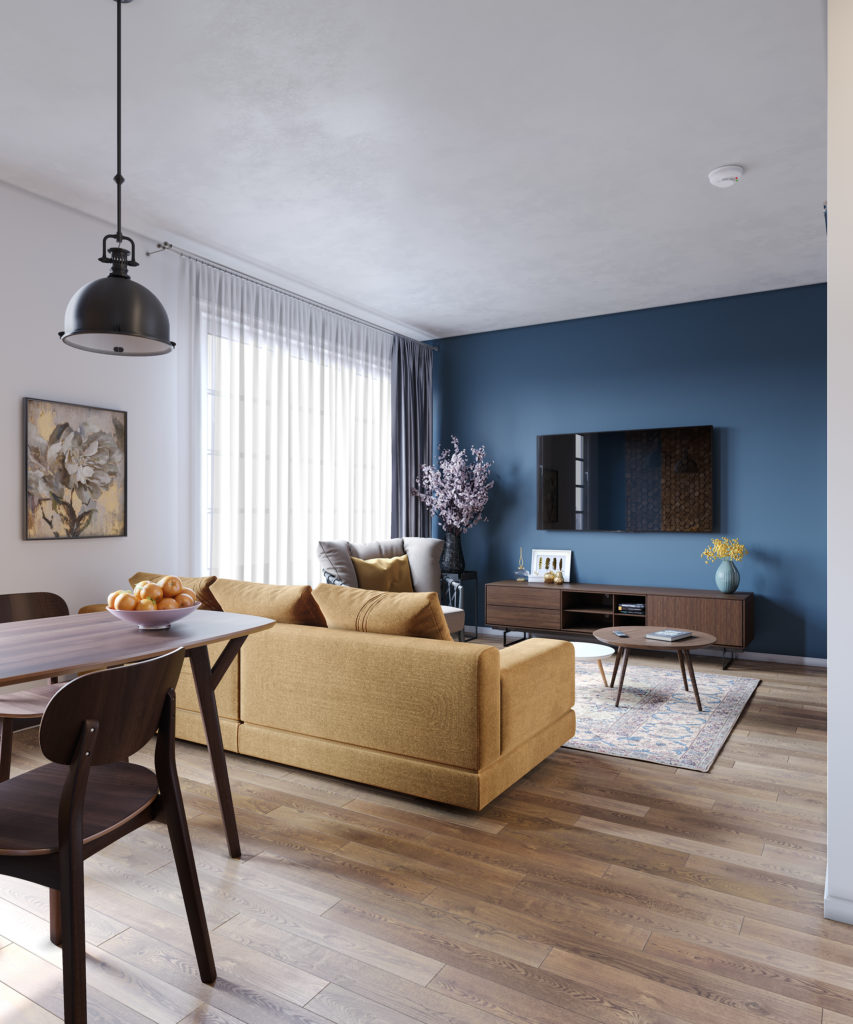Rooms: Oakland Apartments With Terrific Tech