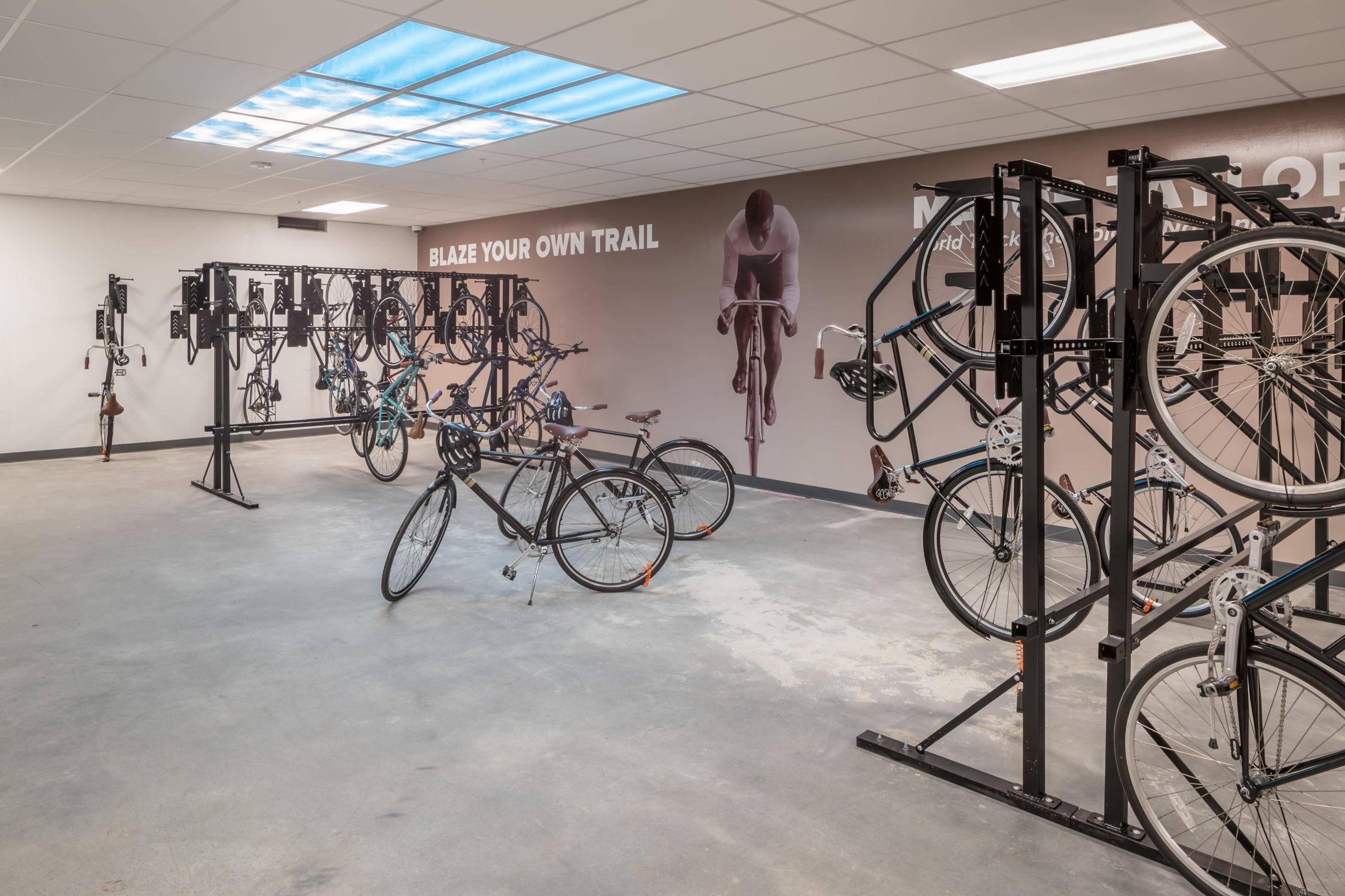 AME Bike Storage TCRA 4193 538