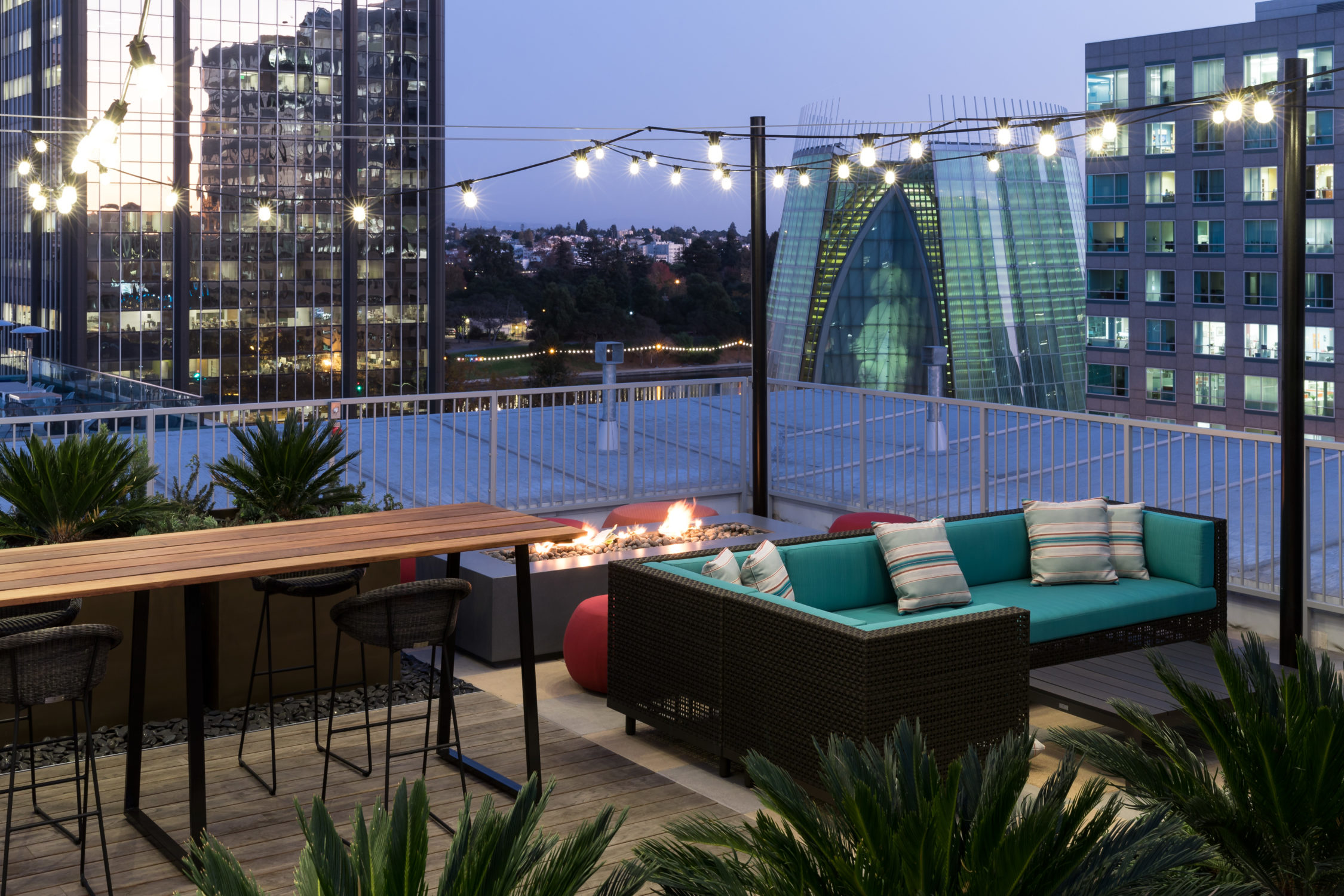 AME Rooftop at Night TCRA 4193 340